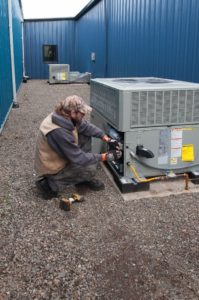 Commercial HVAC Silverton Oregon