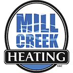 Air Conditioning – Heating – HVAC | Mill Creek Heating Logo