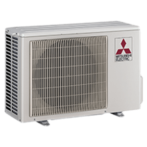 Mitsubishi ductless mini split Outdoor Units
