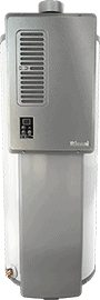 rinnai hybrid tankless water heater