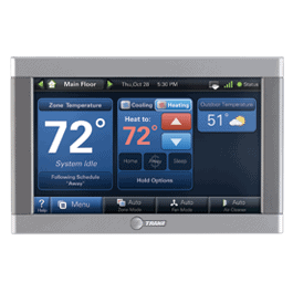 thermostats and controls